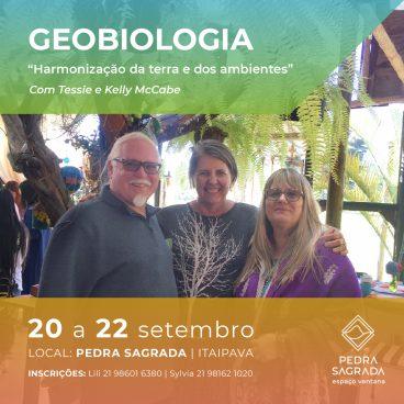 GEOBIOLOGIA É UMA TÉCNICA QUE ASSOCIA A CIÊNCIA À ESPIRITUALIDADE E À NATUREZA | 20 a 22 de Setembro de 2019
