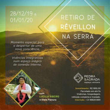 RETIRO DE RÉVEILLON NA SERRA | 28 dez 2019 a 01 jan 2020